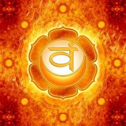 Sacral chakra symbol-250