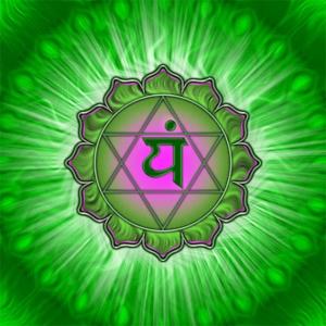 heart_chakra symbol pink burst