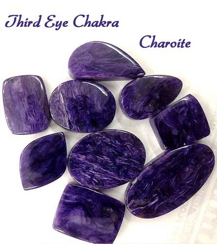Third Eye Charoite